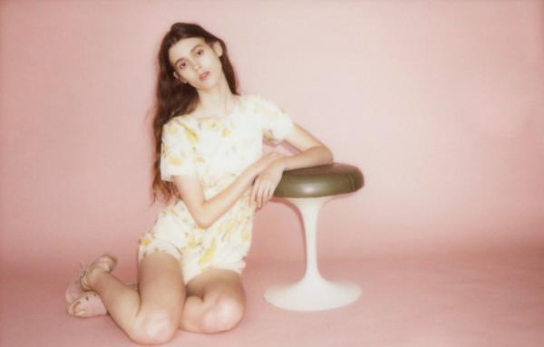 Samantha Pleet Park Romper - citrus print