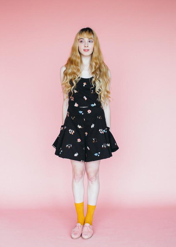 Samantha Pleet Tea Shorts