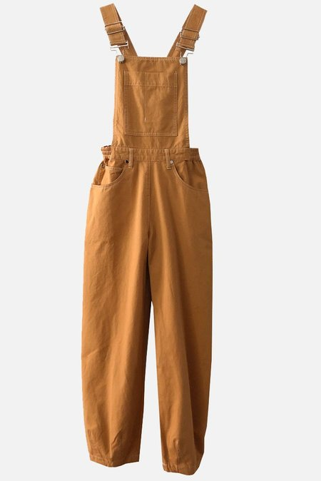 92dde9db0b6 L.F.Markey Dungaree Overalls - Brown L.F.Markey Dungaree Overalls - Brown