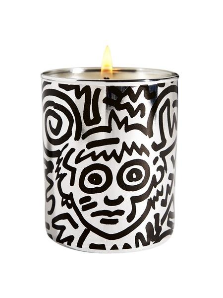 Keith Haring Candles Bougie Caramel Vanilla