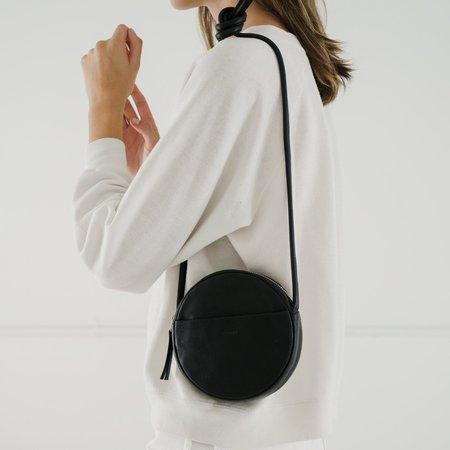 BAGGU Mini Circle Purse - Black