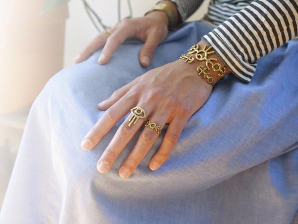 Laurel Hill Sage Ring