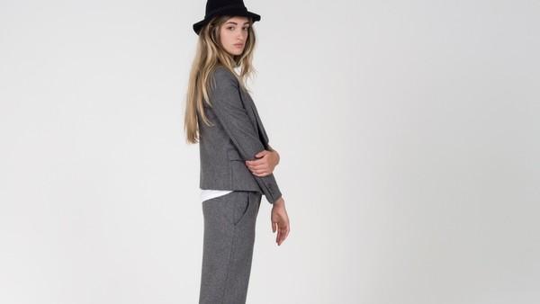 Lucca Couture x Wildfang Bardot Blazer