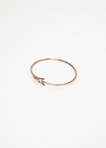 Alan Crocetti Rose Gold Vortex Bracelet - Rose Gold
