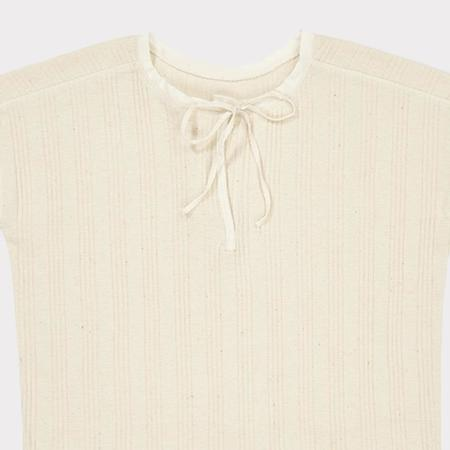KIDS Caramel Clover T-Shirt - Cream