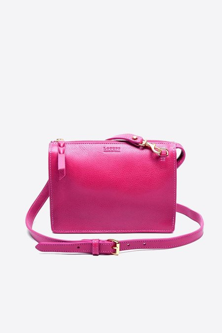 lotuff leather The Tripp - Magenta