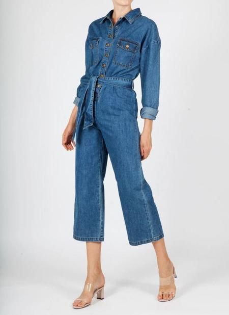 Jovonna Orso Jumpsuit - Denim