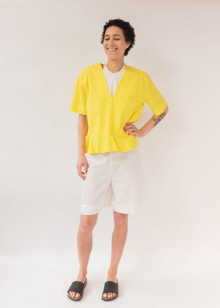 Toit Volant Loulou Top - Yellow
