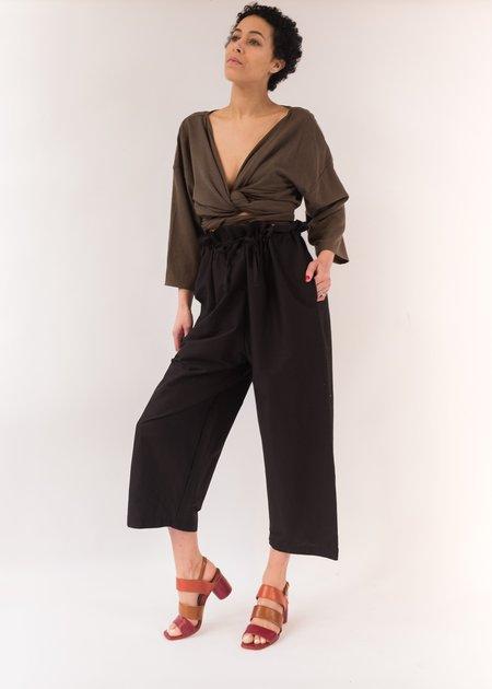 Toit Volant Yosuko Lounge Pants - Black