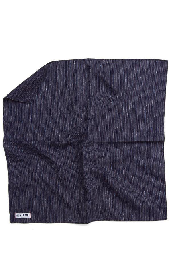 Kiriko Navy Blue Stripe Bandana