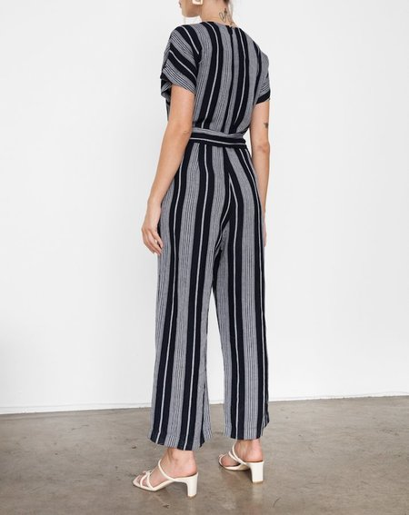 Rails Angela Jumpsuit - Mediterranean Stripe
