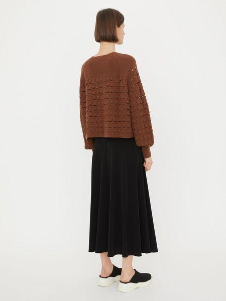 By Malene Birger Midi Skirt - Black