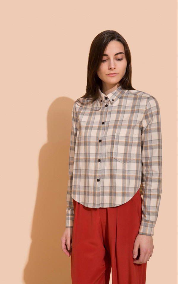 Rachel Comey New Mens-y Flannel