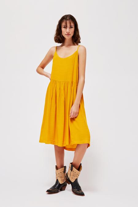Lacausa Eden Dress in Marigold