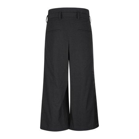 Sasquatchfabrix. Hakama Line Pants - BLACK