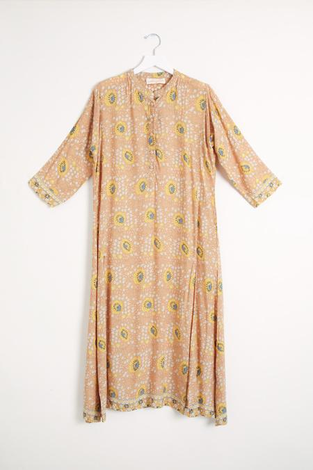 Natalie Martin Isobel Dress - Vintage Gold