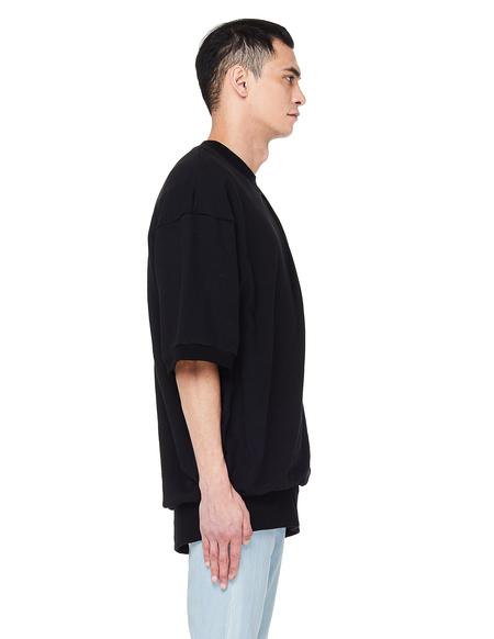 Julius Cotton T-Shirt - Black