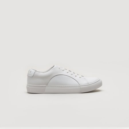 THEY Circle Low - Off White/White