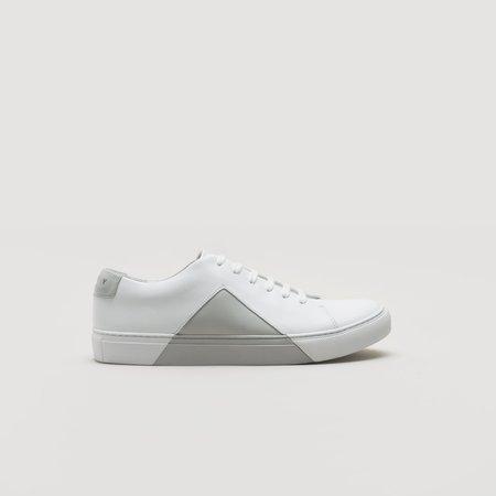 THEY Triangle Low - White/Grey