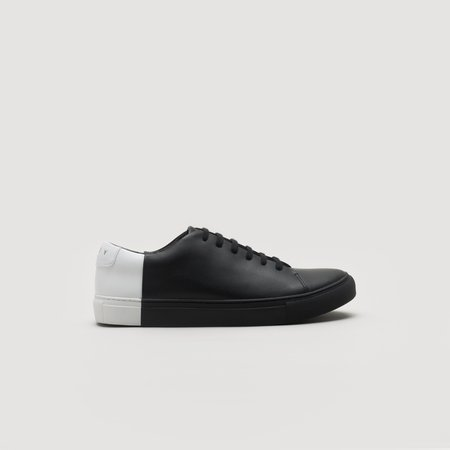 THEY Two-Tone Low - Black/White