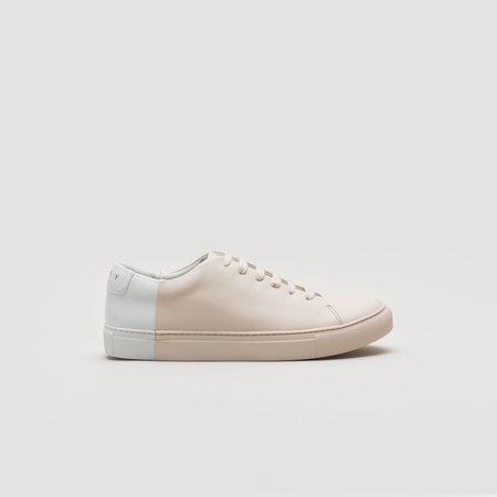 THEY Two-Tone Low - Blush/White