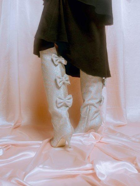 Vivetta Ofiuco Boots - multicolor metallic