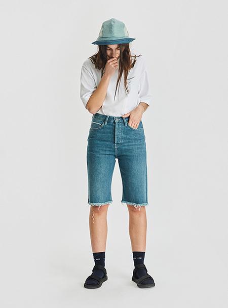I AND ME Selvedge Shorts - VINTAGE WASH