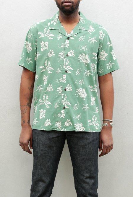 Katin Haiku Aloha Shirt - herb