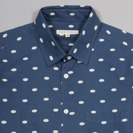Far Afield Classic SS Shirt - High Fidelity