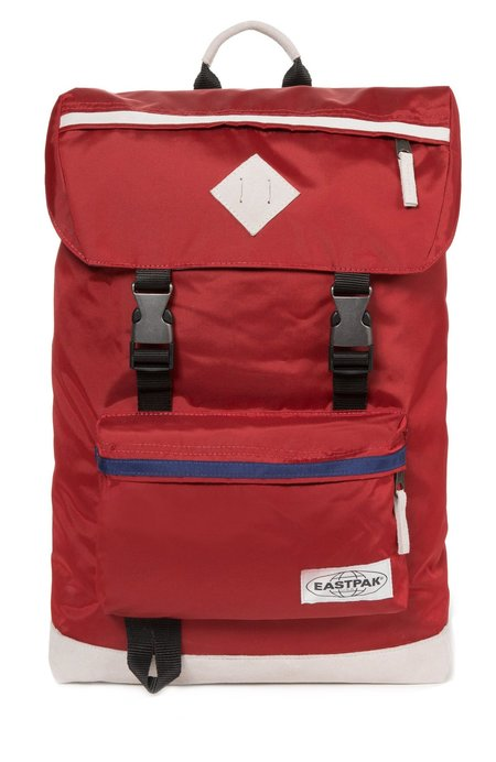 Eastpak Rowlo Backpack - Into Retro Red 15W