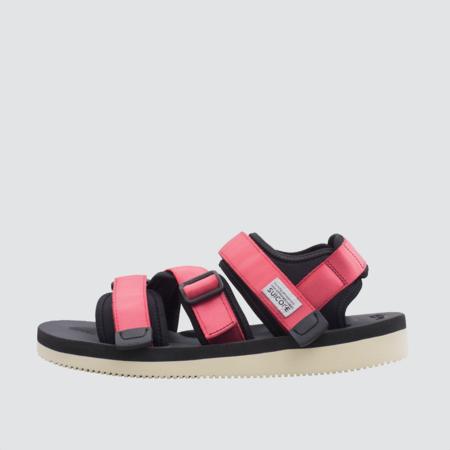 05c821ace8ea ... Suicoke Kisee-V Strap Sandal - Red