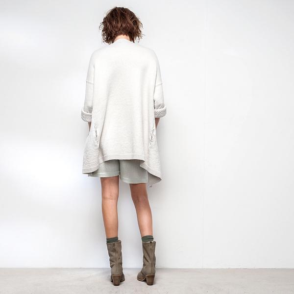 Humanoid reversible Scout jacket - stone