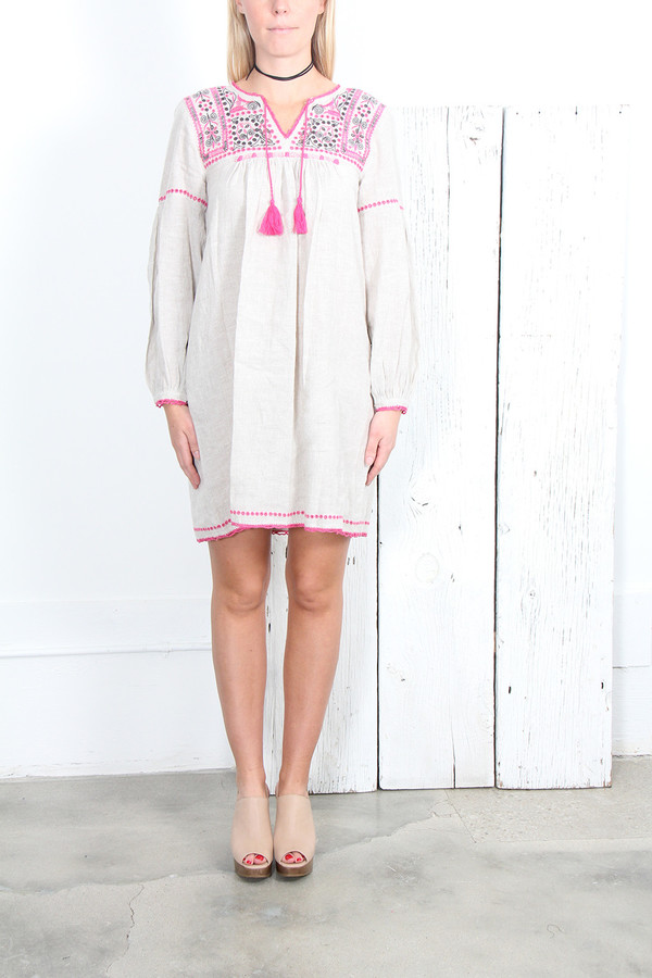 ULLA JOHNSON MIRA DRESS
