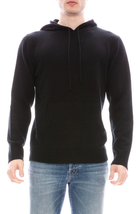 Ron Herman Cashmere Pullover Hoodie