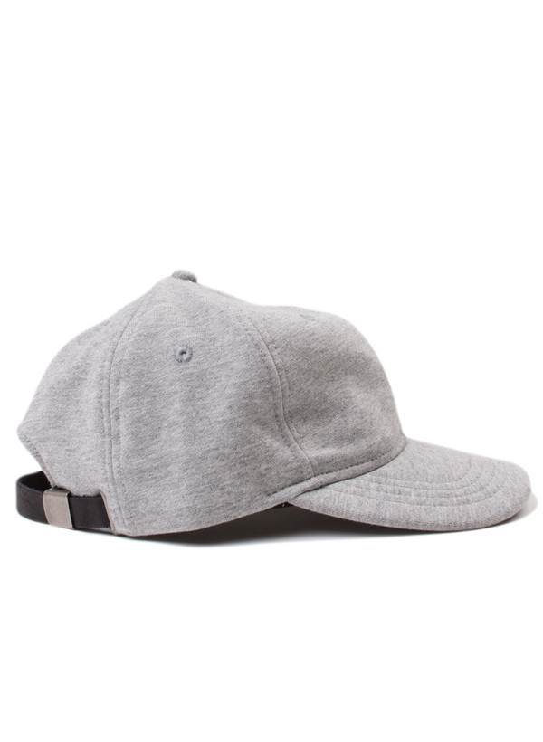 Men's Reigning Champ Knit Mid Wt Terry 6 Panel Cap H. Grey