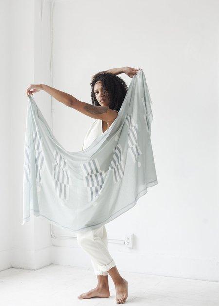Block Shop Textiles Scarf - Domino