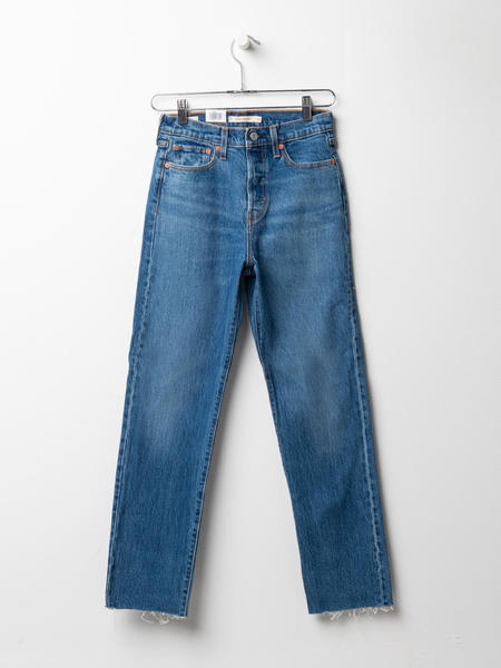 Levi's WEDGIE STRAIGHT - LOVE TRIANGLE