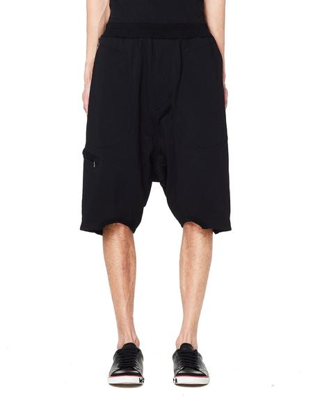 Julius Cotton Shorts - Black