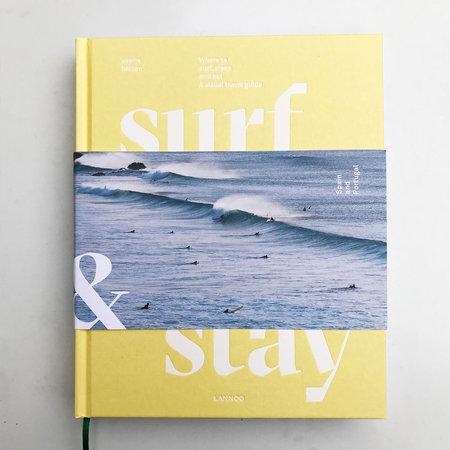 Veerle Helsen Surf & Stay Book