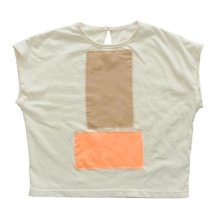 72bf2a9732a0 KIDS Tambere T-shirt With Patches - Off White