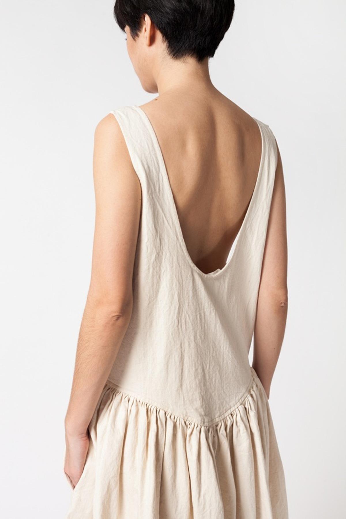 Creatures of Comfort Carine Dress - natural | Garmentory