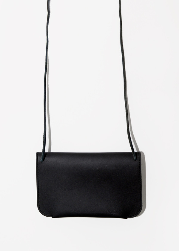 Straight And Narrow Bag in Black