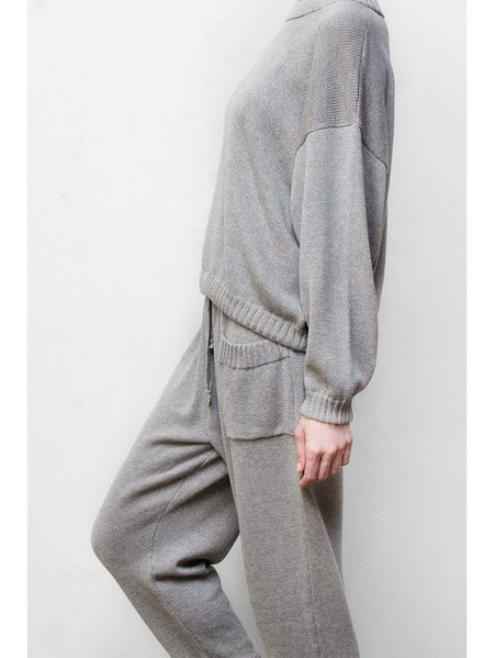 arze mimi sweater - grey