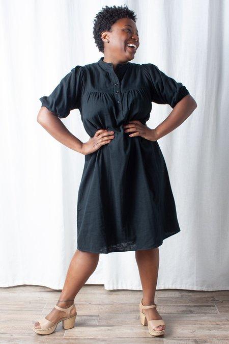 Loup Grace Petite Dress - Black