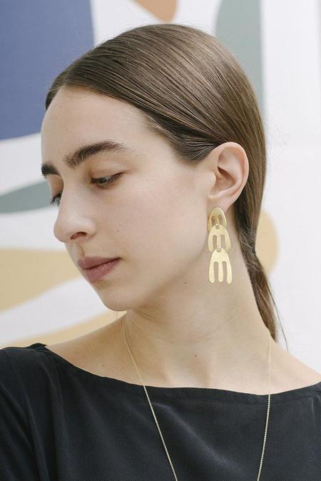 Seaworthy Ilhan Earrings - Three or Four Tier