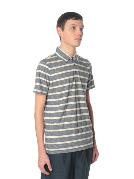 Benson Striped Polo