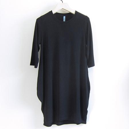 Ayrtight Crepe Prime Tunic - Black