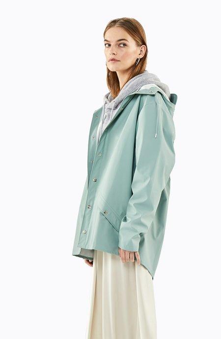UNISEX Rains Jacket - Dusty Mint
