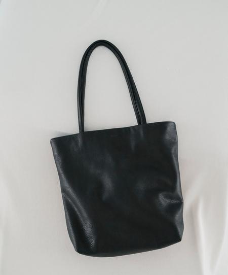 Baggu Medium Leather Tote