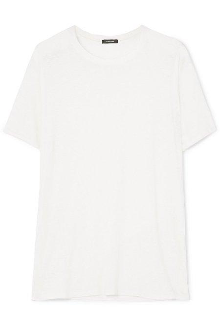 R13 Boy T-Shirt - Ecru